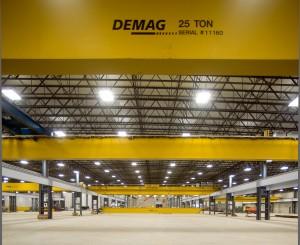 Overhead Demag Crane